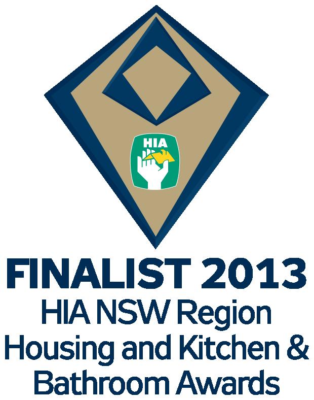HIA NSW Region Housing and Kitchen & Bathroom Awards – FINALIST 2013