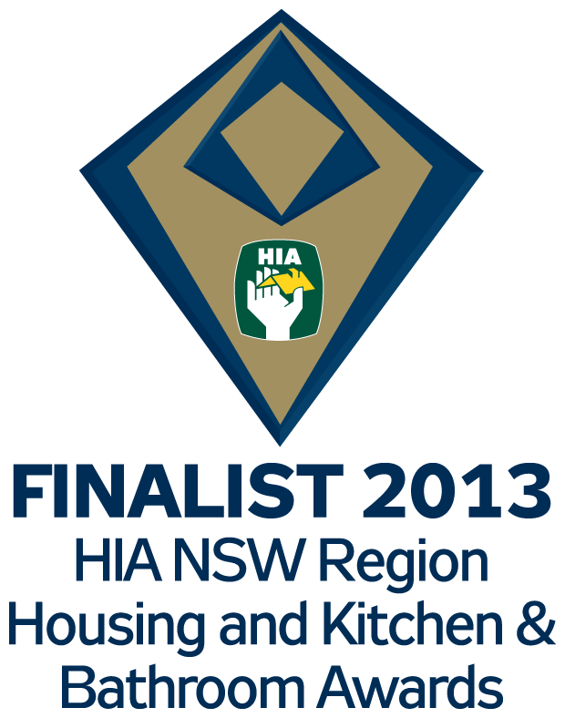 HIA NSW Region Housing and Kitchen & Bathroom Awards – FINALIST 2013