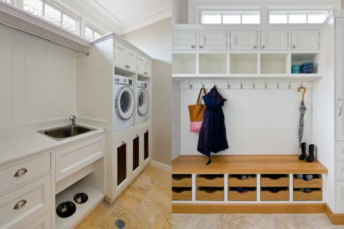 Laundry | Mudroom